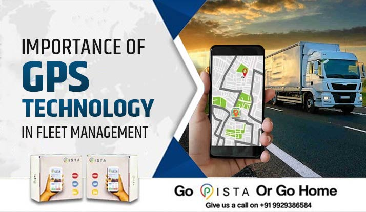 Importance of GPS Technology in Fleet Management