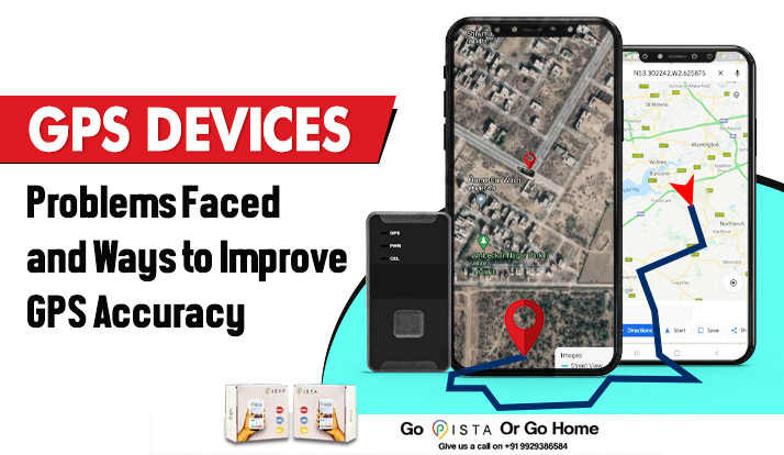 GPS Devices - Problems Faced and Ways to Improve GPS Accuracy